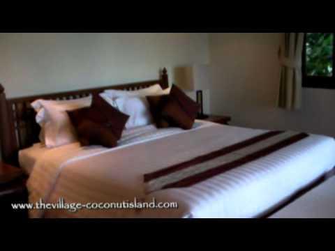 The Village Coconut Island, Three bed room Villa