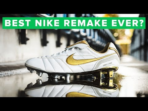 5e39bfeb6 THE RONALDINHO BOOTS ARE BACK | Nike 10R Tiempo Legend 7 remake football  boots - YouTube