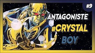 Download Antagoniste Animé : Crystal Boy [ Cobra ] #9