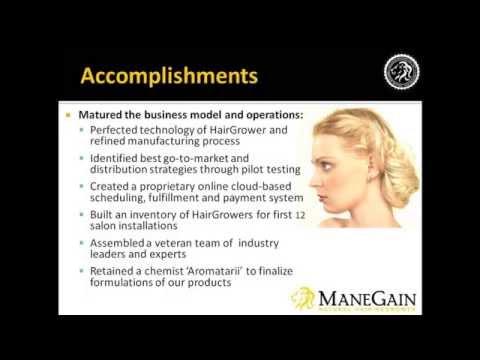 ManeGain - Investor Presentation