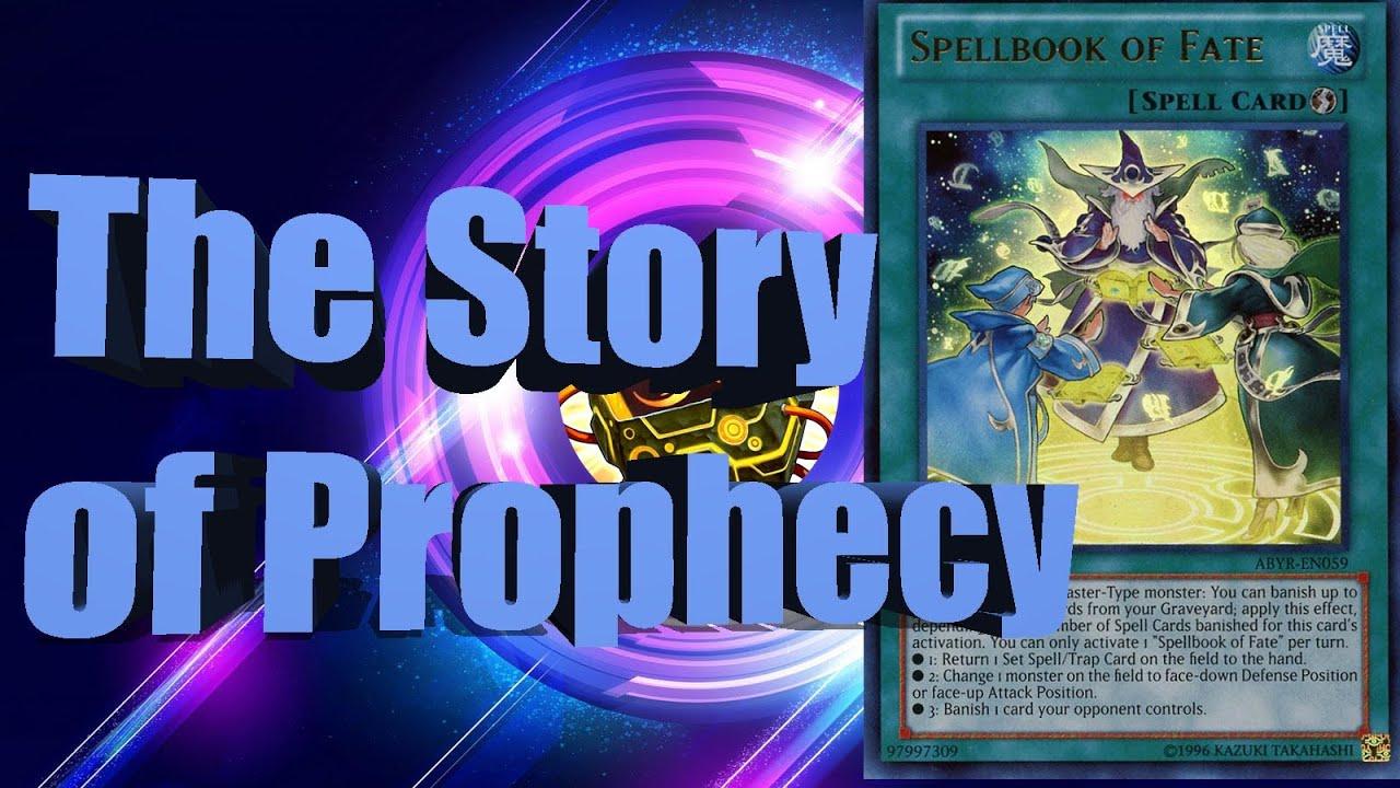 YuGiOh - The Story of Prophecy