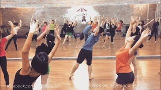 Loanh quanh ‣ Mademoiselle   Contemporary Class by Đức Sang   Le Cirque Dance Studio