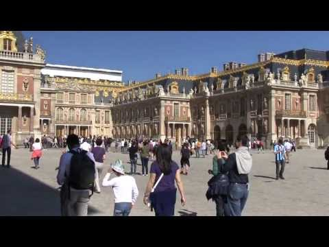 Le Chateau de Versaille , France ( Full HD )
