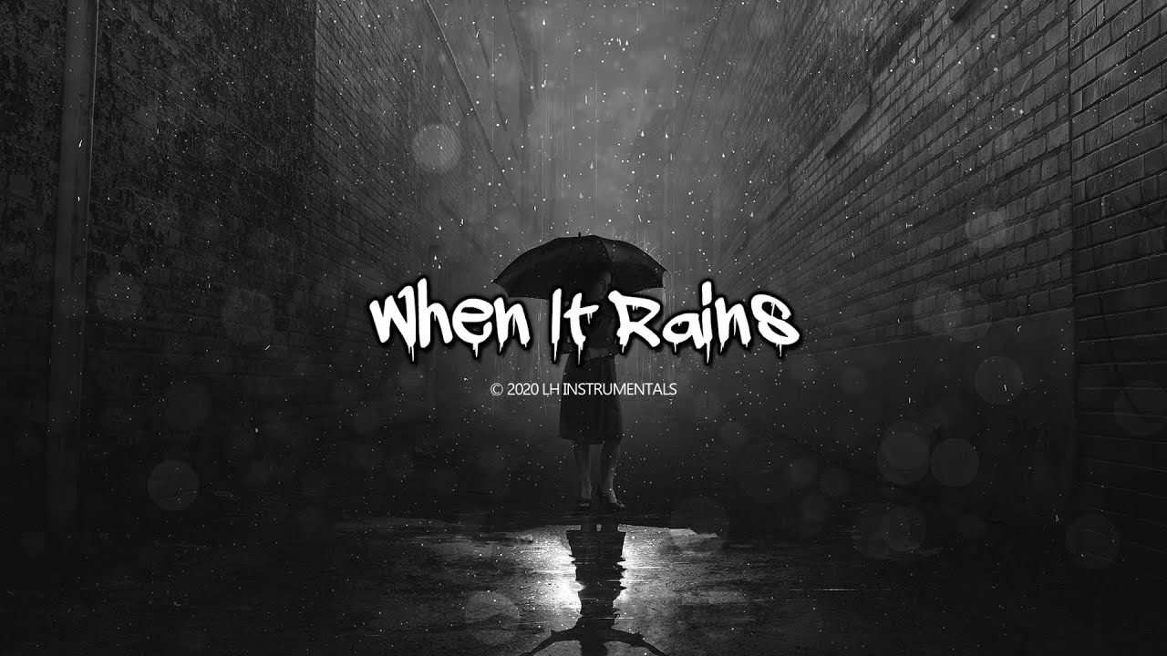 """When It Rains"" - 90s OLD SCHOOL BOOM BAP BEAT HIP HOP INSTRUMENTAL"