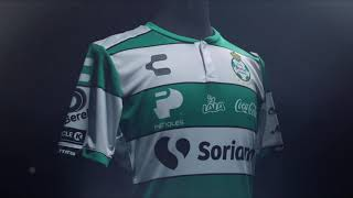 embeded bvideo Jersey Home & Away Club Santos 2019/2020 Charly