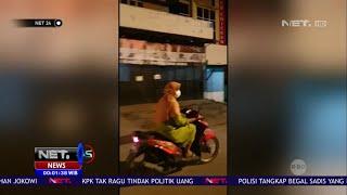 Menyamar Pakai Daster, Polisi Tangkap Komplotan Begal - NET24