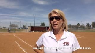 IVC softball vs. Palomar