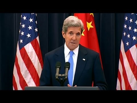 The Opening Session of the U.S.-China Strategic and Economic Dialogue