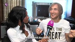 DJ Antoine - Interview at David Guetta's live act - Alte Börse Zürich | 28.09.2009