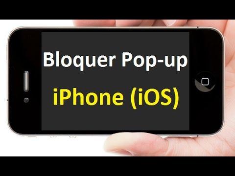 Comment Bloquer Les Pop Up Sur Iphone Ios Youtube