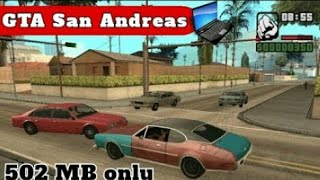 How to dowload gta san andreas in your pc in highly compress way