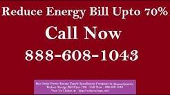 Best Solar Power (Energy Panels) Installation Company in Brewster Massachusetts MA