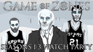 Live Watch Party: Game of Zones Seasons 1-3 with the Show Creators