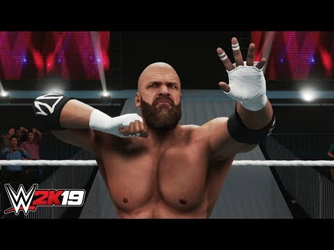 WWE 2K19 Top 10 Finishers Outta Nowhere! (WWE 2K19 Reversals)