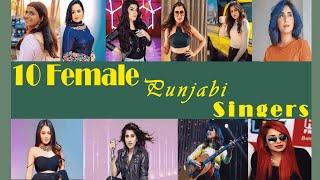 Top 10 Female Punjabi Singers   Top 10 Punjabi Songs   Trending Top 10 Punjabi songs