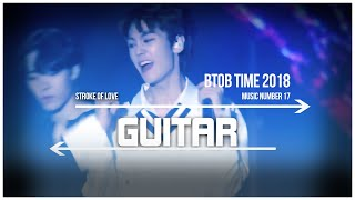 17. BTOB TIME This is US - Guitar Live Stage