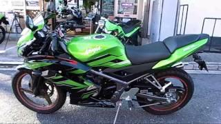 【HD】Kawasaki Ninja RR 150cc(2スト)エンジン始動&排気音 thumbnail