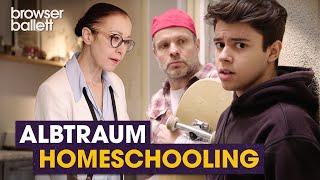 Albtraum Homeschooling – Wenn Eltern Lehrer spielen