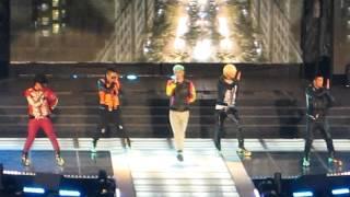 Video Big Bang - Blue (LIVE) @ K Collection In Seoul - 3/11 download MP3, 3GP, MP4, WEBM, AVI, FLV Juli 2018