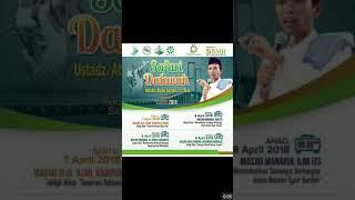 DOWNLOAD MP3 CERAMAH USTADZ ABDUL SOMAD 8 APRIL 2018
