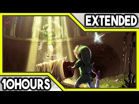 「10 Hour」 Lost Woods (saria's song) - The Legend of Zelda Ocarina of Time Music Extended