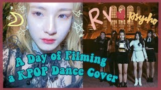 A Day of Filming a Kpop Dance Cover // 拍Kpop cover既一天 (Eng+Chin Subtitled)