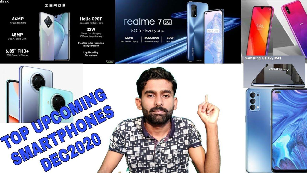 Top 10 Upcoming Smartphones To Launch in India?? [December 2020]