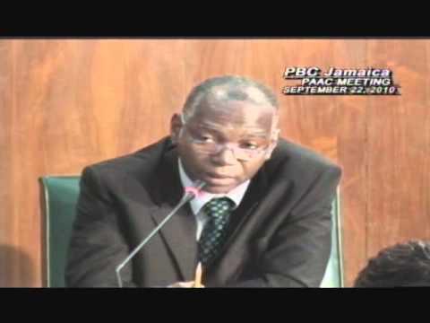 Jamaican Public Sector Reform pt1 - PAAC Consultations - Jamaica Computer Society Presentation