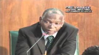 Jamaican Public Sector Reform pt1 - PAAC Consultations - Jamaica Computer Society Presentation