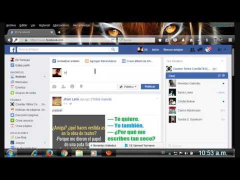 Como Saber Cuando Te Desactivan El Chat De Facebook  2018