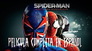 Spider-Man: Shattered Dimensions   Pelicula completa de videojuegos   en Español