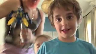 Los Hiltons Do Shawn Mendes! Family Dance Party!!! | Perez Hilton