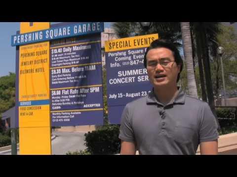 Tour of the Los Angeles Diamond District