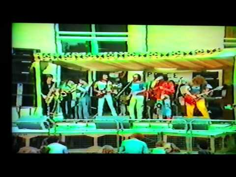 Jimmy Riddle Band...CND Festival Pt2...Sam Apple Pie...Dr Sleeze...