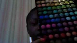 red fire eye shadow tutorial Thumbnail