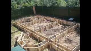 видео Гидроизоляция фундамента своими руками уже построенного дома: возможные варианты