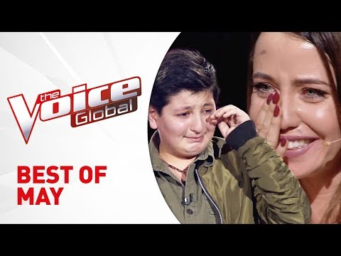 BEST of MAY 2019 in The Voice Kids