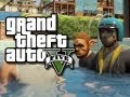 GTA 5 Online Multiplayer Funny Gameplay Moments! #3 (GTA V Online Multiplayer Glitches!)
