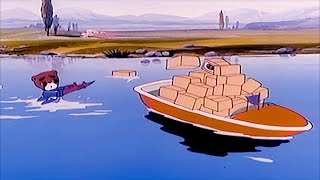 LITTLE BEAR | The Boat Without Oars | Full Episode 32 | Cartoon Series For Kids | English
