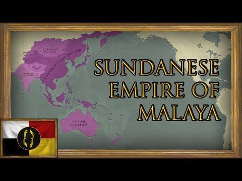 EU4 - Timelapse - Malayan Pan-Asian Empire