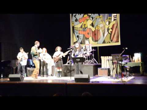 """""""Island In The Sun"""" by Weezer Performed by the Cascade School of Music Monday Group"""