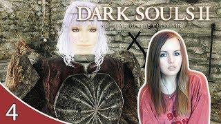 EXPLORING FOREST OF FALLEN GIANTS | Dark Souls 2 Gameplay Walkthrough Part 4