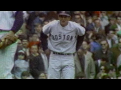 Yastrzemski triples twice against Yankees