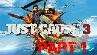 Just Cause 3 (PS4)-Part 1