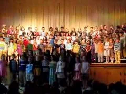 Assembly at John Lyman School