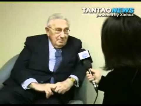 Kissinger Perpsective on Hu's Visit