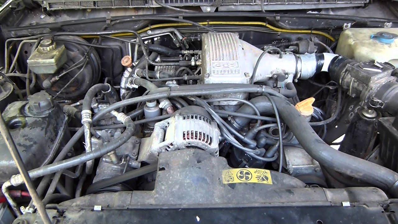 Land rover discovery 3 9 v8 engine
