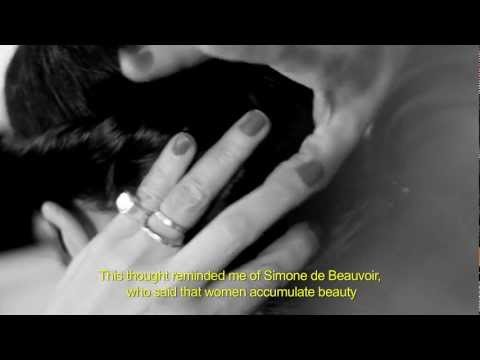 Simone de Beauvoir on beauty