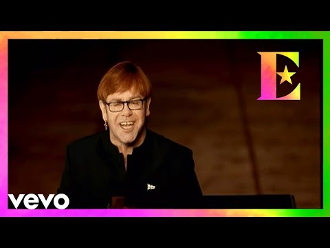 Elton John - Something About The Way You Look Tonight Promo