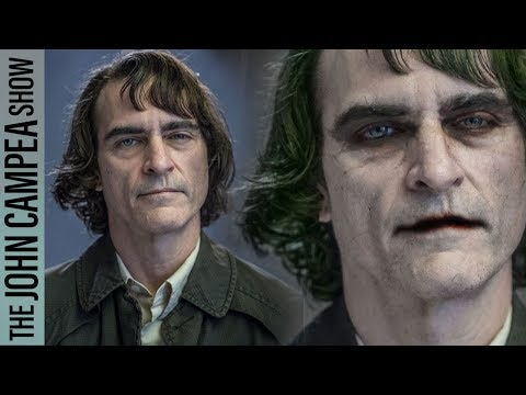 First Official Look At Joaquin Phoenix's Joker - The John Campea Show